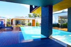 Maenam Modern Pool Villa's Koh Samui
