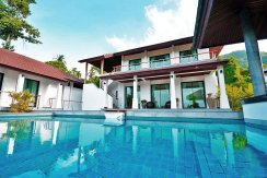 Maenam Luxury Pool Villa Koh Samui