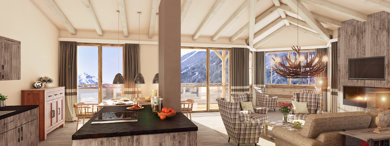 St Anton Property Kristall Spaces Construction