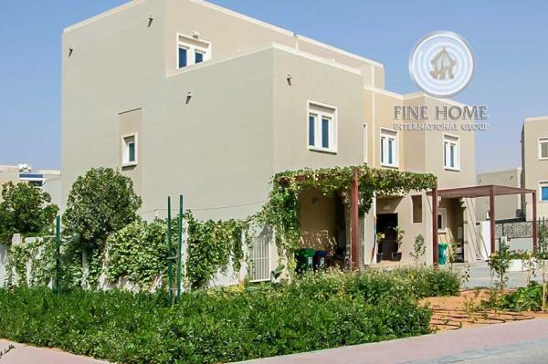 4 Bedroom Villa in Abu Dhabi, Fine Home International 1.1