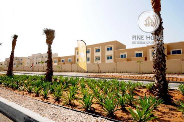 4 Bedroom Villa in Abu Dhabi, Fine Home International 1.4