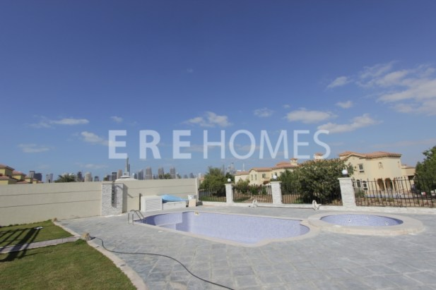 4 Bedroom Villa in Jumeirah Park for rent, ERE Homes 1.1