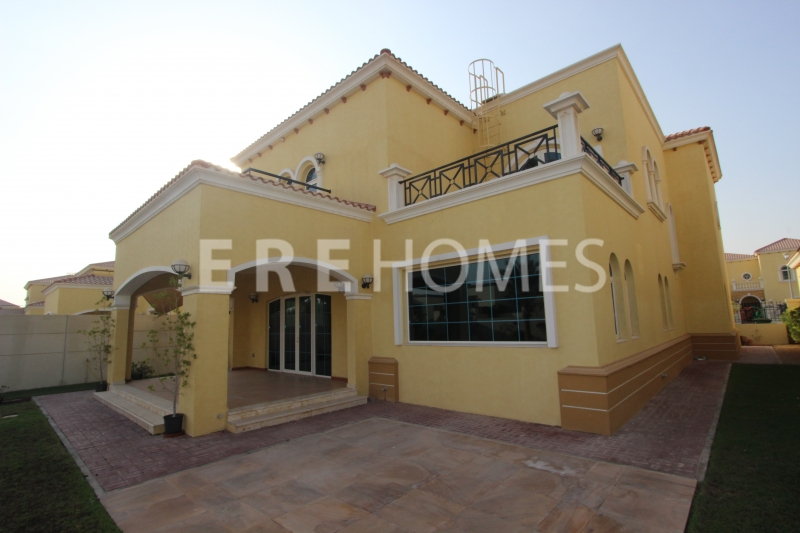 4 Bedroom Villa in Jumeirah Park for rent, ERE Homes 1.4