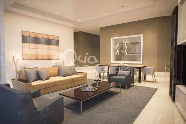 3 Bedroom apartment in Downtown Dubai, Aqua Properties 1.1