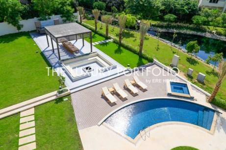 6 Bedroom Villa in Al Barari, ERE Homes 1.7