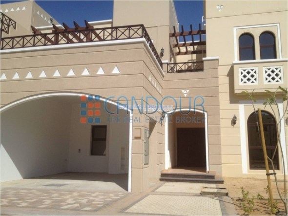 4 Bedroom Townhouse in Dubailand, Candour, 1.1