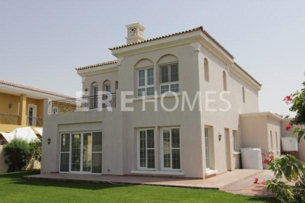 4 Bedroom Villa in Arabian Rabches, ERE, 1.1