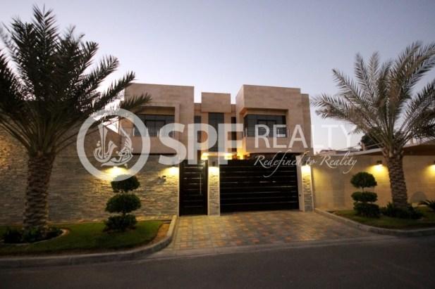 6 Bedroom Villa in Al Barsha, SPF, 1.1