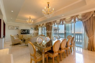 4 Bedroom Penthouse in Palm Jumeirah, ERE, 1.2