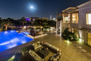 mansion for sale in Emirates Hills, Dubai