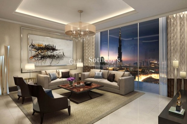 4 bedroom penthouse in Downtown Dubai