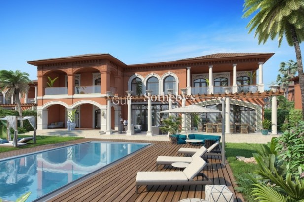 7 bedroom villa in Palm Jumeirah, Dubai