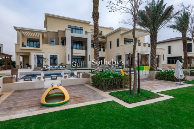 7 bedroom villa in Dubai Hills Estate 1.1