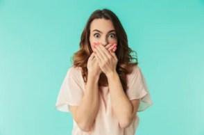 Shocked Girl 2