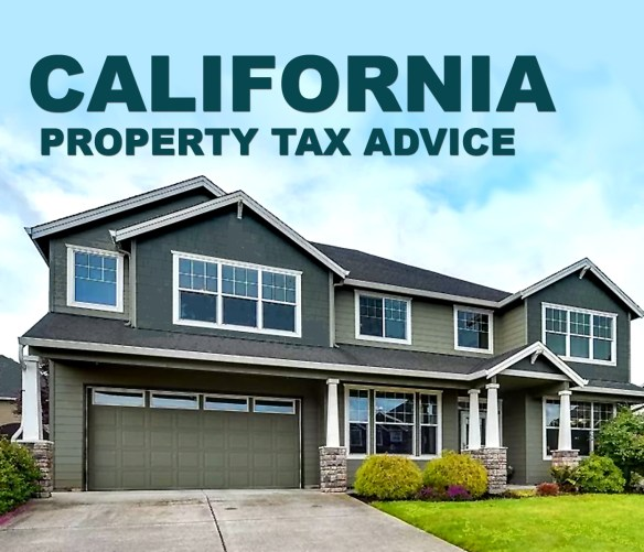 California Property Tax Advice