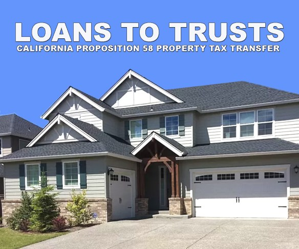 Loans to Trusts