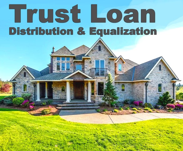 Trust Loan Distribution and Equalization