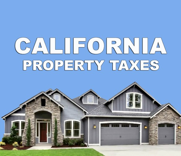 California Property Tax Changes