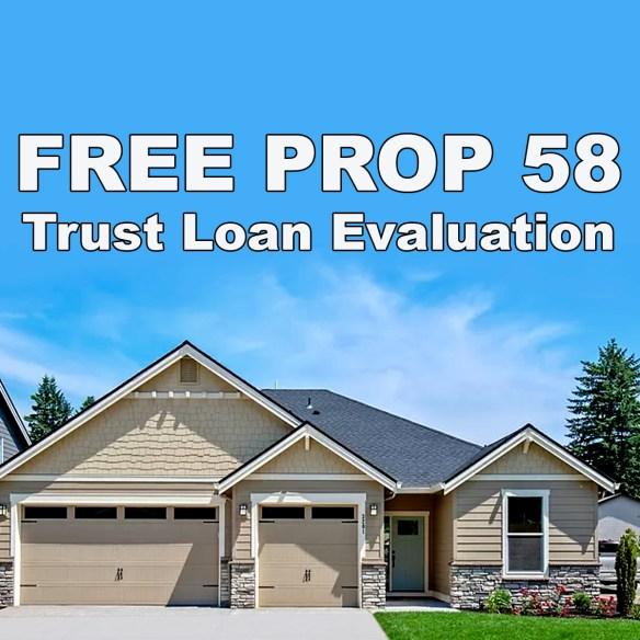 Prop 58 Trust Loan