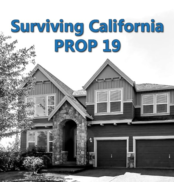 Surviving California Prop 19
