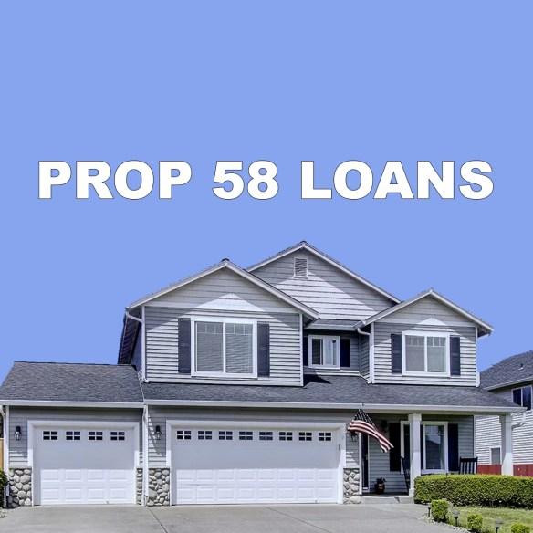 Prop 58 Loans