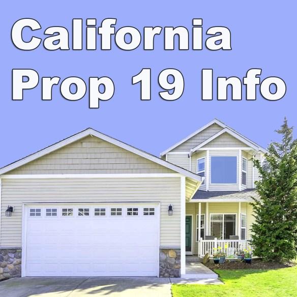 California Prop 19 Info