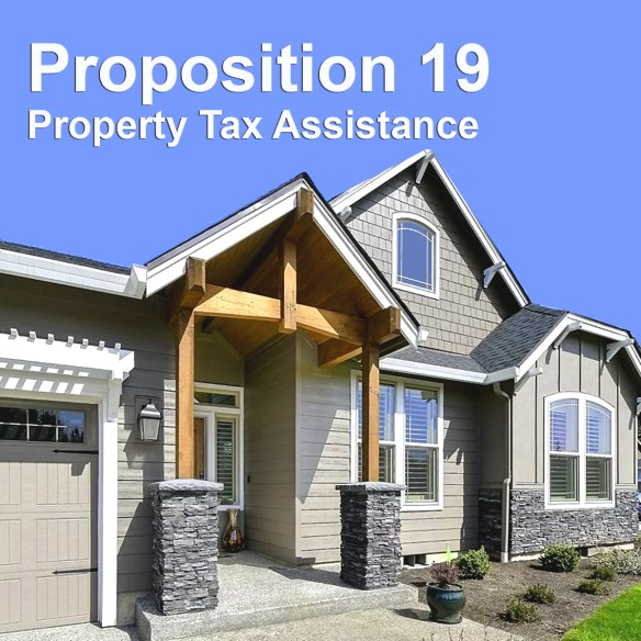 California Proposition 19 Property Tax Assistance