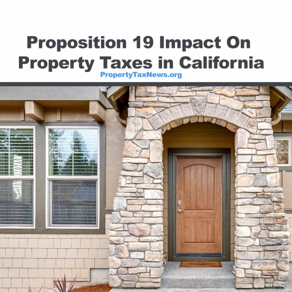 Proposition 19 Impact on Property Taxes in California