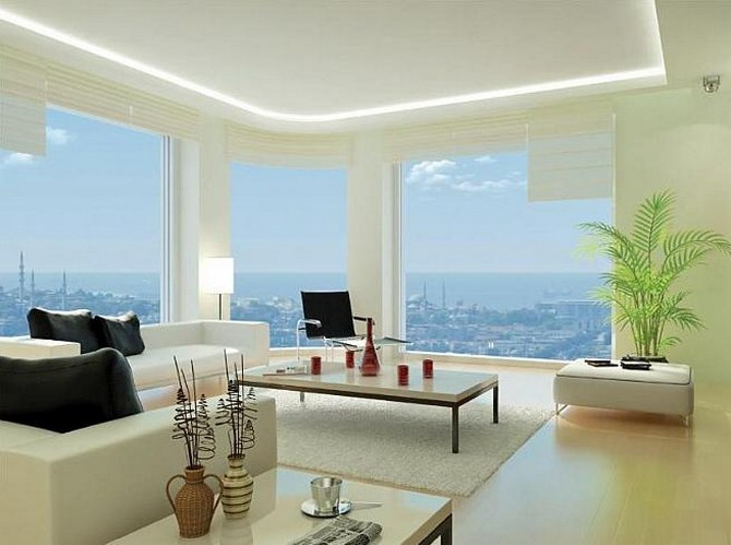 Luxury Apartments In Sisli Istanbul Offer Hotel Services
