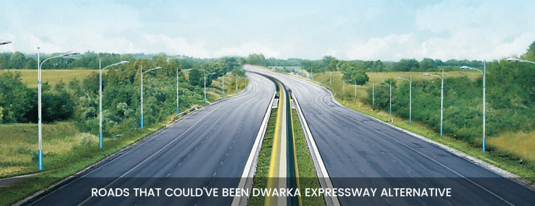 Dwarka Expressway (NPR) Alternative Roads