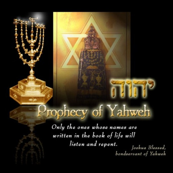 Prophecy of Yahweh