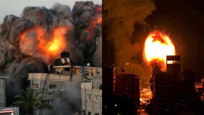 IDF blows up terrorist tunnel