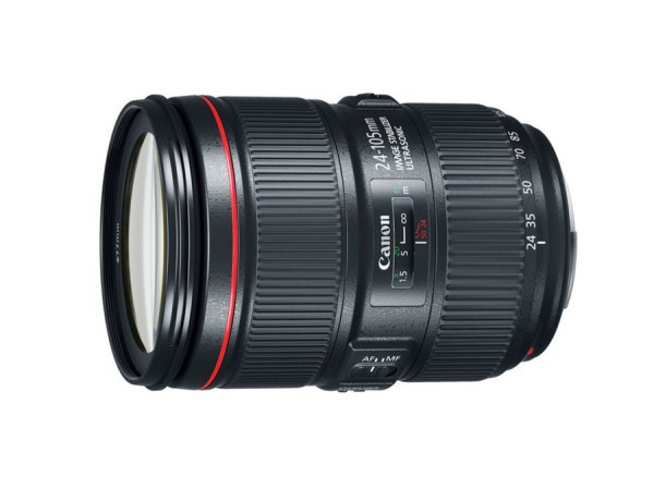 Объектив Canon EF 24-105 f/4L IS II USM. Цены, отзывы ...