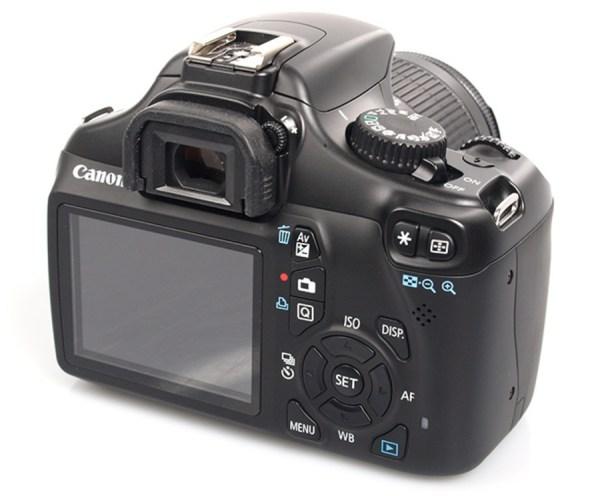 Купить фотоаппарат Canon EOS 1100D, низкие цены в интернет ...
