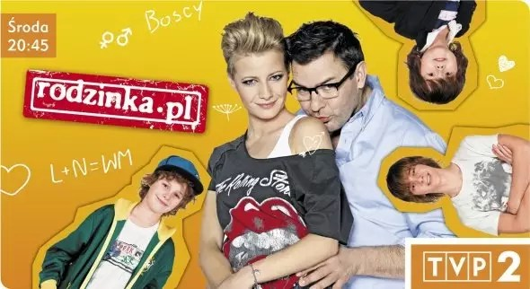 Rodzinka.pl - польские сериалы на польском языке