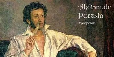 Александр Пушкин на польском языке