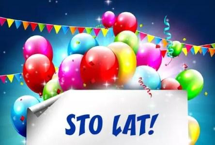 День рождения и поздравления на польском языке
