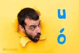 Правописание u — ó в польском языке