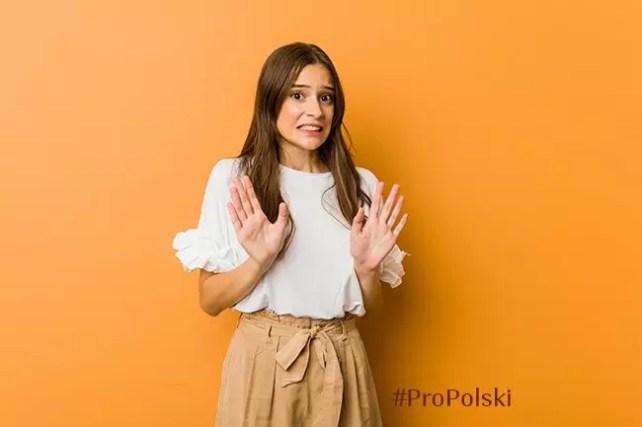 Отрицание в польском языке