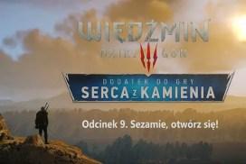 """Девятая серия игрофильма """"Ведьмак 3: Каменные сердца"""" - """"Sezamie, otwórz się"""" (""""Сезам, откройся!"""")."""