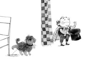 Карлсон на польском языке, глава 7, чтение сказки + разбор