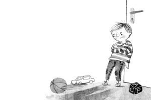 Карлсон на польском языке, книга 2, глава 3, чтение