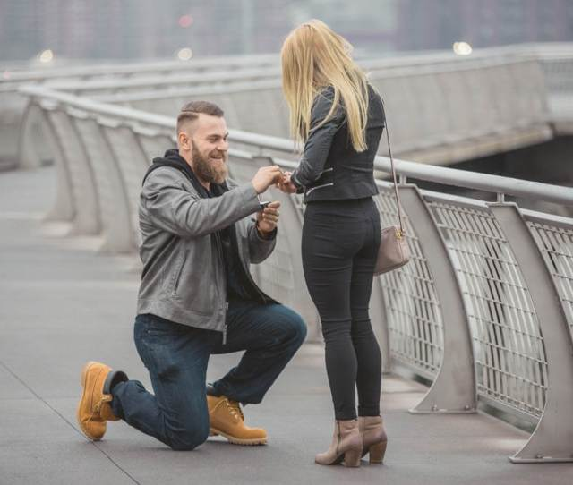 Brittany And Artur Brooklyn Proposal
