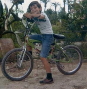 la bicicleta de mi vida
