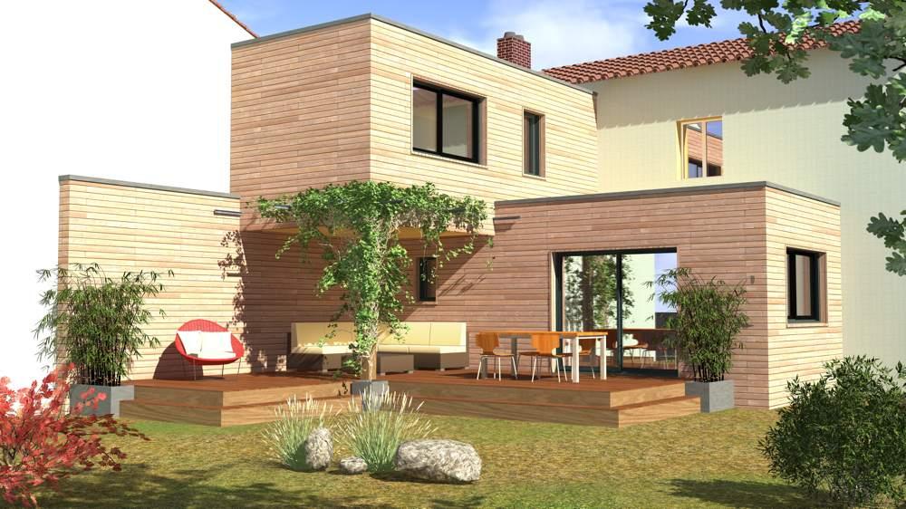 Nattura, la maison individuelle en structure bois…