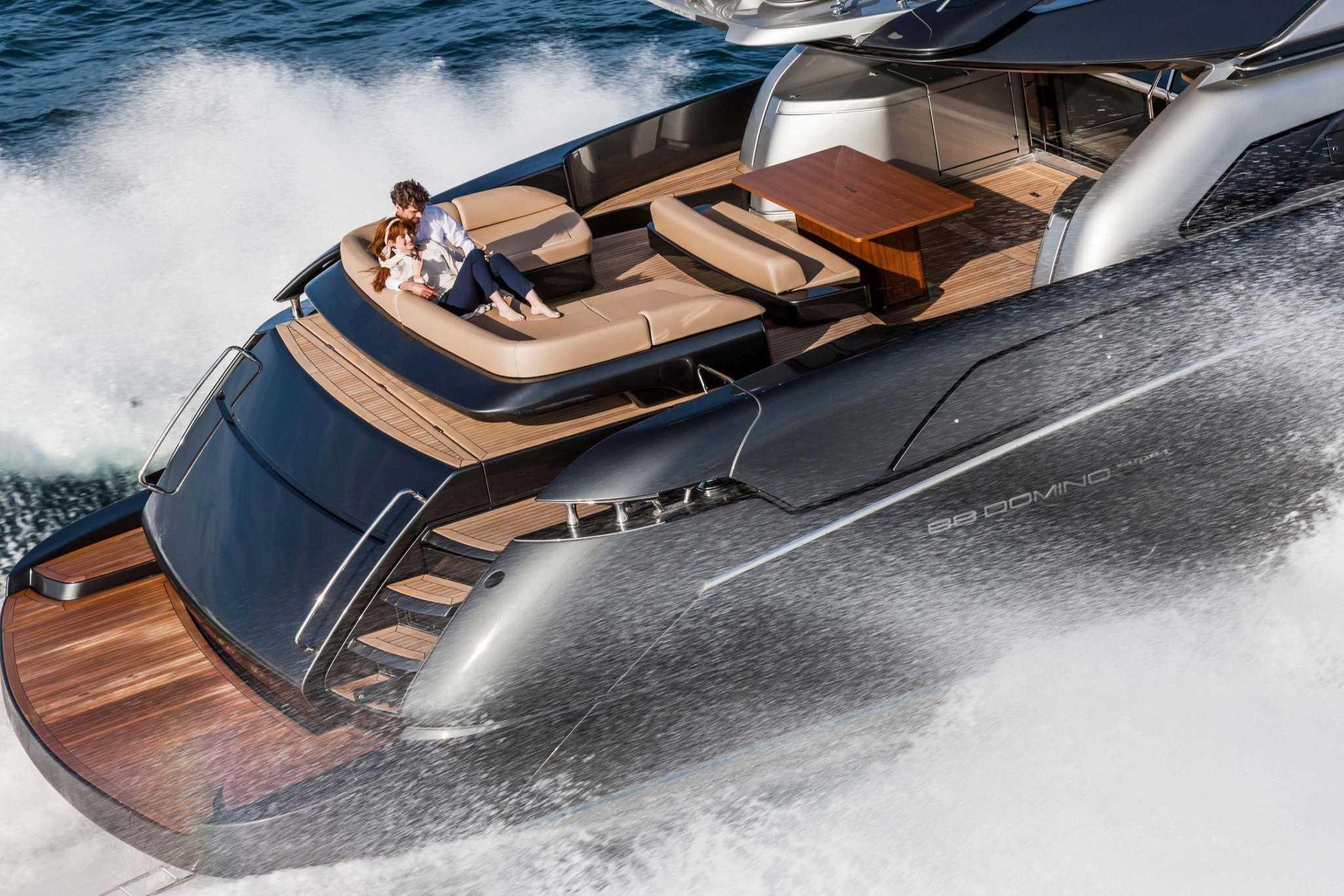 Riva 88 Domino Super 2018 Proprio Yacht Canada Boats