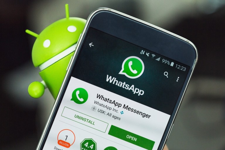 Android-WhatsApp-Video-call