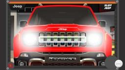 Screenshot do jogo Jeep