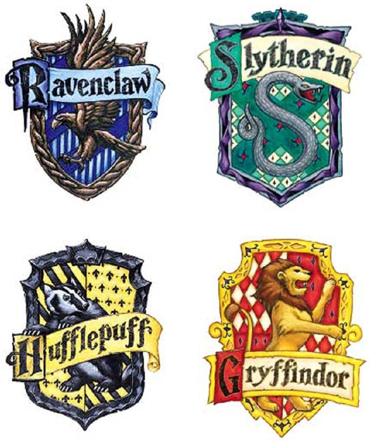 Harry Potter Test Which House Are You