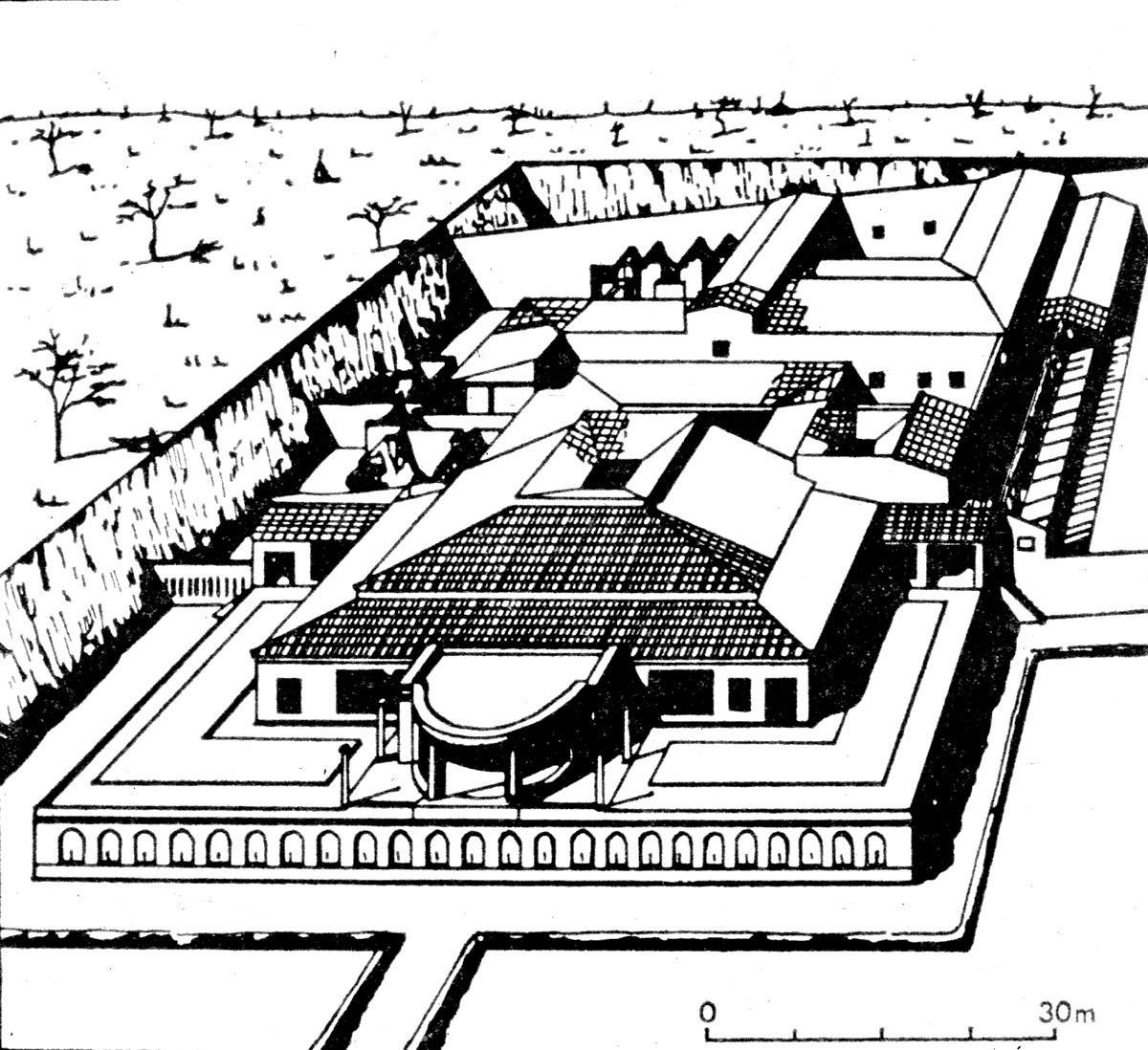 Roman House Pompeii   Wiring Diagram Database